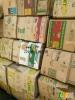 进口香蕉纸箱(套盒的,不是一体箱)