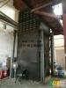 09年泰山集团产二十吨燃煤组装蒸汽锅炉九成新
