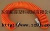 55型单螺杆PU气管挤出生产线