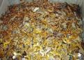 求购含金银钯铂铑等贵金属废料