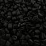 供应PP再生颗粒,无纺布颗粒,黑色复合塑料再生颗粒