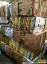 供应二手进口香蕉纸箱(套盒的,不是一体箱)