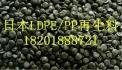 供应日本LDPE+PP再生料