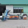 供应HDPE塑料造粒机 PE粉碎料水环热切挤出机 聚乙烯<em>塑料颗粒</em>造粒机