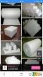 供应EPE珍珠棉再生颗粒(白色)