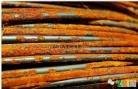 供应废弃生锈钢筋