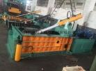 供应专业前出包型废金属液压打包