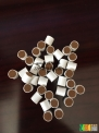 丢弃型烟嘴里面的滤芯,棉芯,海绵头