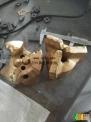 碳化钨钻头,三牙轮钻头,新旧复合片,金刚石磨轮,带金刚石的红钨铜,进口合金板块