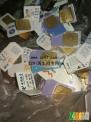报废手机卡,SIM卡,废卡芯,废电话卡