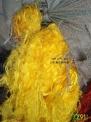 黄色造粒丝,布及热风无纺布,面膜无纺布,炭纤维,腈纶废丝,工业丝等