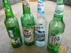 青岛纯生、雪花、哈尔滨、青岛等多款玻璃瓶
