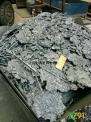 气割渣,气割平台,气割床,水割渣,废钢铁