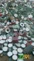 避雷器废旧氧化锌电阻片,阀片,电阻研磨泥巴,锌泥,锌灰,锌土,一切含锌废料