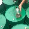 出甘油和抗磨液压油的混合废油
