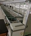 处理全新倍速链电器产品生产线