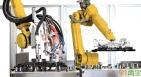 机器人自动涂胶机