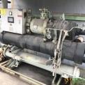 回收中央空调冷水机组 水冷中央空调主机螺杆收购