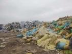 处理、处置工业固废保温棉