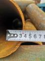 圓管直徑14厘米,厚度5mm,長度50厘米左右