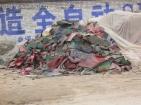 废PVC地毯