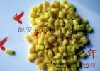 黄色PE透明再生料、再生颗粒