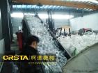 医疗垃圾粉碎机,医院PP废料回收机械设备厂家