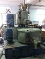 冷热混料机组,公司自用机器,设备状态完好