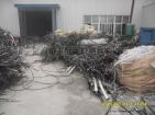 PE电缆皮破碎料