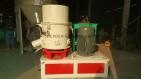 废旧塑料薄膜团粒机,商标纸混炼造粒机