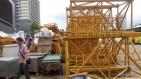 2013年全新塔吊二台