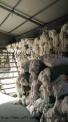 纺织厂下脚料,绞边丝,水丝,人造棉涤棉绞边丝,涤纶氨纶绞边丝