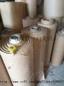 布料用后卷回的牛皮硅油纸,PVC壁纸