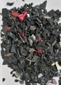 ABS粉碎料 黑色电视机壳料