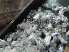 医疗废料输液瓶,点滴袋,点滴袋设备,清洗加工生产线