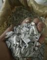 PVC塑钢破碎料,半彩塑钢粉碎料
