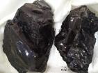 黑色高熔点半精炼石蜡