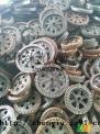 电动车电机锭子拆铜设备