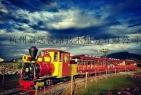 蒸汽机车,火车头,火车厢