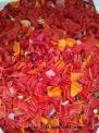 红色HDPE瓶盖料