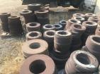 回收废旧砂轮片