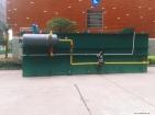 塑胶烟油污水分离器
