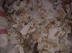 PVC壁纸粉碎料