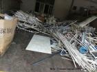 废PVC(含PVC管、废锂钴袋、废夹具等)