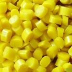 擠出,注塑黃色TPU顆粒