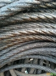 庫存、積壓廢舊鋼絲繩