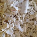 白色PPR管材破碎料
