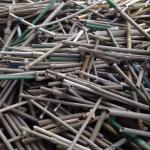 绿色PPR管材破碎料