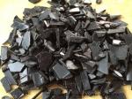 黑色PP破碎料,进口卡板,胶箱,托盘破碎料