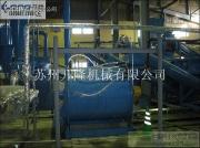 PP、PE废旧塑料薄膜破碎清洗脱水干燥回收全自动生产线